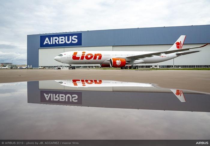 Lion Air Luncurkan Airbus 330-900NEO, Sambut Era Baru Perjalanan Rute Jarak Jauh