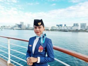 Shitaaram, Gadis Kelahiran Selangor yang Wakili Sumut pada PPAN 2018 di Kapal Asia Jepang