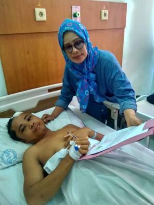 AJH Beri Apresiasi kepada Polrestabes Medan Atas Penangkapan Pelaku Penganiayaan