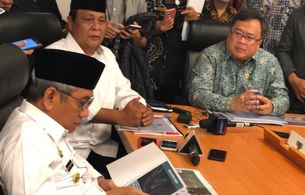 Alternatif Pemindahan Ibukota RI dari Jakarta, 4 Provinsi Siap Sediakan Lahan