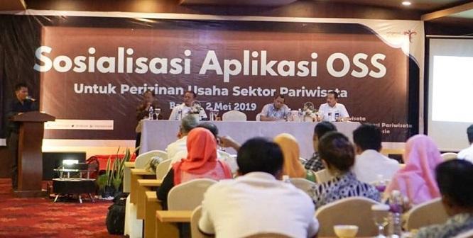 Aplikasi OSS Permudah Investor Pariwisata Tanamkan Modal di Indonesia