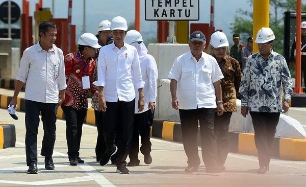 Terkait Ancaman Pembunuhan, Presiden Jokowi Serahkan Kasus Tersebut ke Proses Hukum