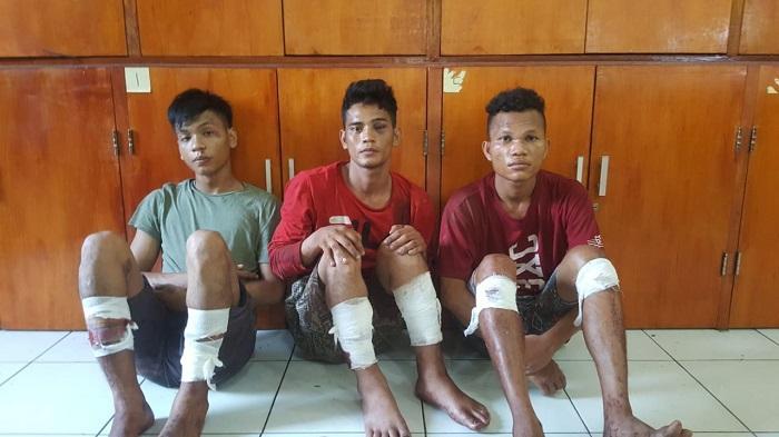 Tiga Residivis Pembongkar Rumah Mewah di Kawasan Medan Johor Ditembak Polisi