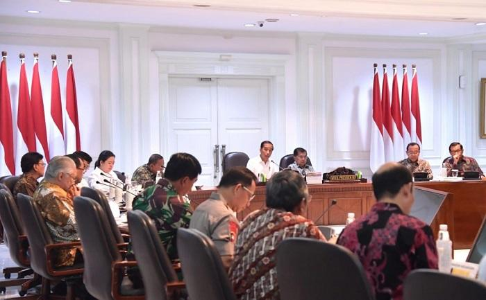 Ini Tiga Pesan Presiden Jokowi Kepada Jajarannya Menjelang Persiapan Ramadan