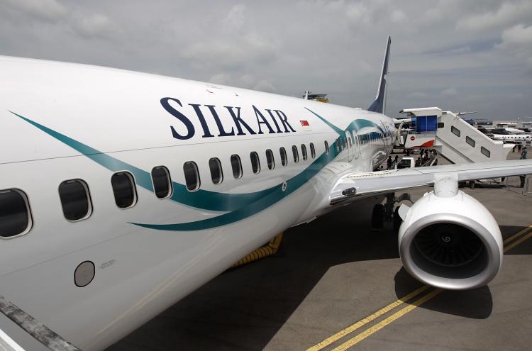 Silk Air Luncurkan Penerbangan Pertama Antara Singapura dan Busan
