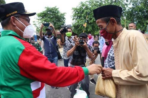 Hindari Fitnah, Plt Wali Kota Medan Minta Camat Umumkan Penerima Bantuan dari Kemensos dan Pemko