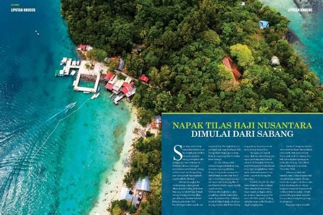 Kisah Pulau Rubiah di Sabang, Pusat Karantina Jamaah Haji dari Masa Kolonial