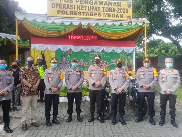 Operasi Ketupat Toba 2020, Wakapolda Sumut: Tetap Waspada Serangan Teror
