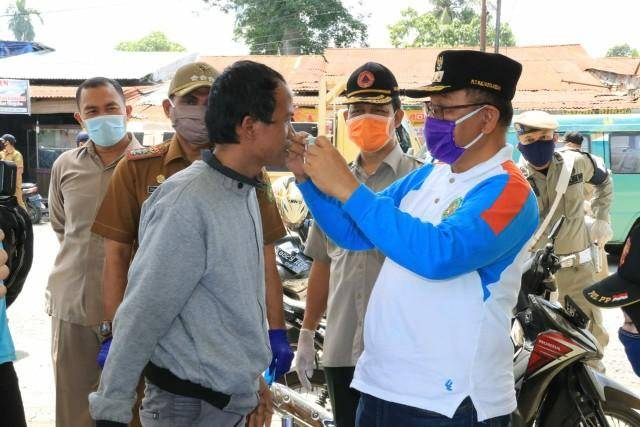 Ini Komentar Gubernur Sumut Soal Plt Wali Kota Medan Yang Wajibkan Warga Pakai Masker