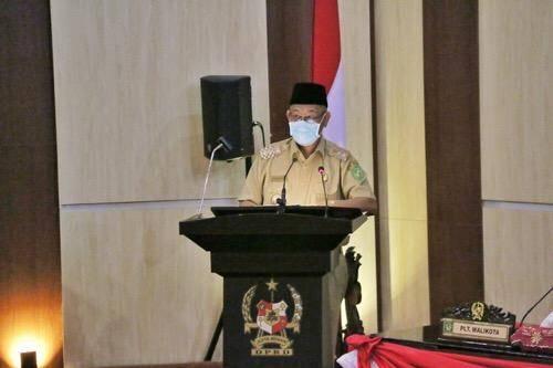 Rapat Paripurna DPRD Medan, Akhyar Sebut Rekomendasi Terhadap LKPJ Akan Menjadi Bahan Evaluasi