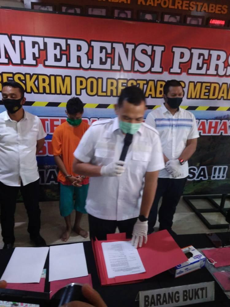 Polrestabes Medan Masih Buru Pelaku Utama Pembunuhan di Desa Sampali Percut