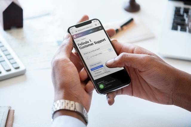 Aplikasi CRM Pelindo 1 Diluncurkan, Pelanggan Semakin Mudah Berkomunikasi