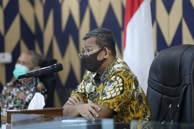 Pemko Medan Siap Ikuti Arahan KPK Terkait Titik Rawan Korupsi Dalam Penanganan Covid-19