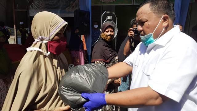 Jelang Idul Fitri, Pemko Sibolga Gelar Pasar Murah