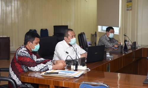 KPK Ingatkan Sumut Waspadai Titik Rawan Korupsi Penanganan Covid-19