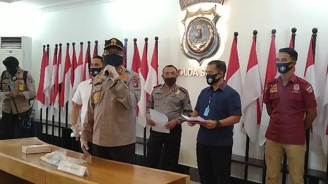 Pedagang Cabe Empat Jarinya Putus, Ternyata Bukan Korban Begal di Jalan AR Hakim Medan