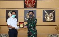 Panglima TNI Terima Audiensi Dirut PT KAI