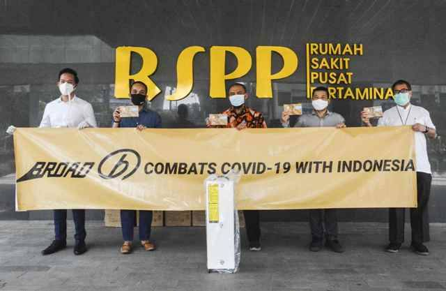 BROAD Clean Air, Teknologi Baru Lawan Peredaran COVID-19 di Indonesia