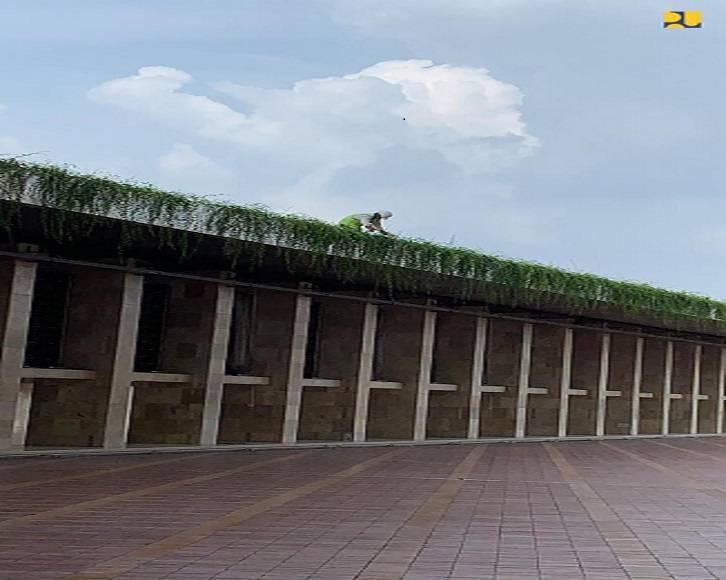 Progres Capai 89%, Renovasi Masjid Istiqlal Ditargetkan Selesai Akhir Juni 2020