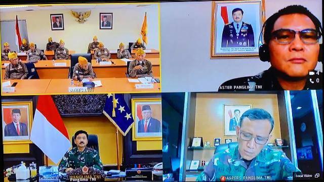 TNI dan LVRI Bantu Percepat Penanganan Covid-19