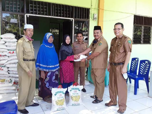 Sebanyak 2.500 Paket Zakat Profesi Digulirkan Kemenag Padangsidimpuan