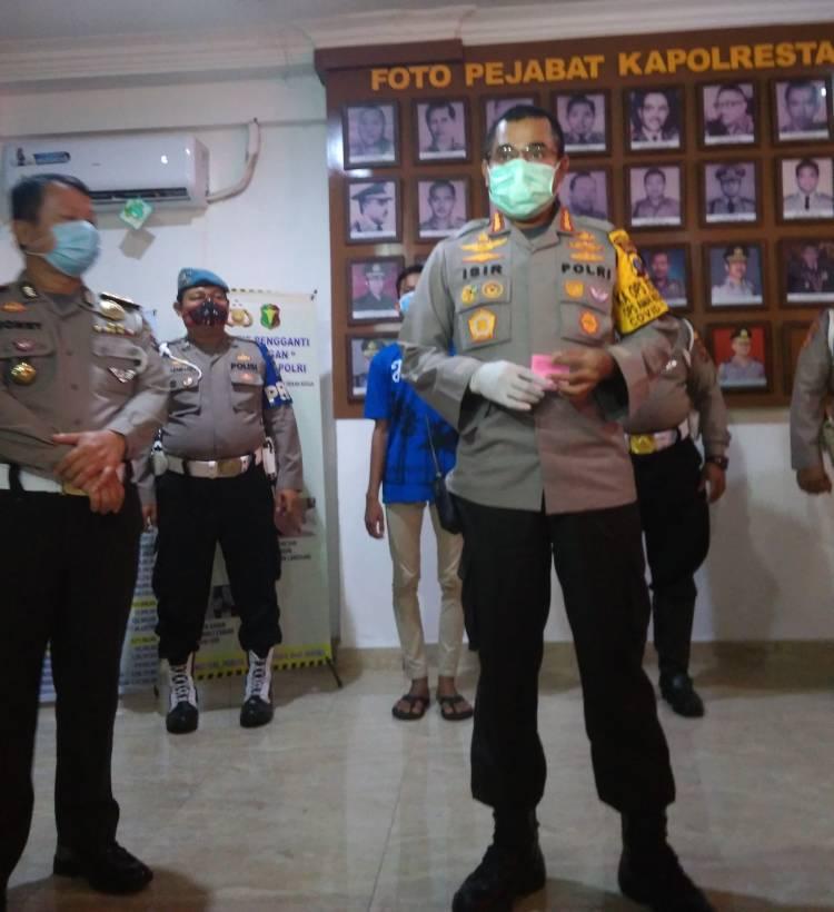 Ungkap Kasus Mutilasi Wanita di Komplek Cemara Asri, Kombes Isir Bangga dengan Personil Polrestabes Medan