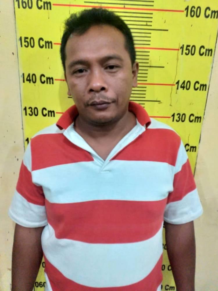 Aniaya Korbannya Hingga Tewas, Pardi Sitepu Ditangkap Polsek Delitua