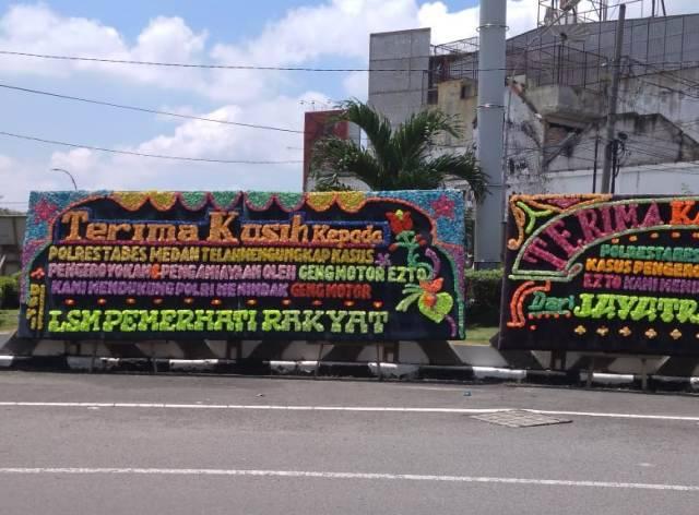 Kelompok Geng Motor Diringkus, Warga Medan Ucapkan Terimakasih ke Polrestabes Medan