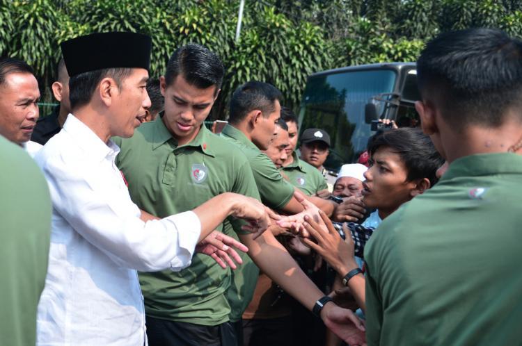 Presiden Jokowi: Kepergian Yahya Urusan Pribadi, Kebijakan Indonesia Tidak Berubah