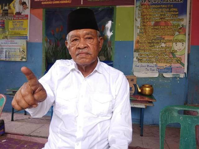 Ketua Persatuan Batak Islam Yakin Edy-Ijeck Selesaikan Permasalahan di Sumut
