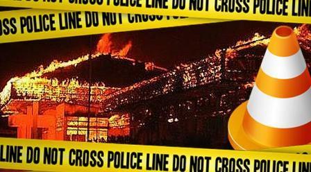 Diduga Korsleting Listri, Rumah Milik Bapak Pincang di Jalan Pukat Banting Tembung Terbakar