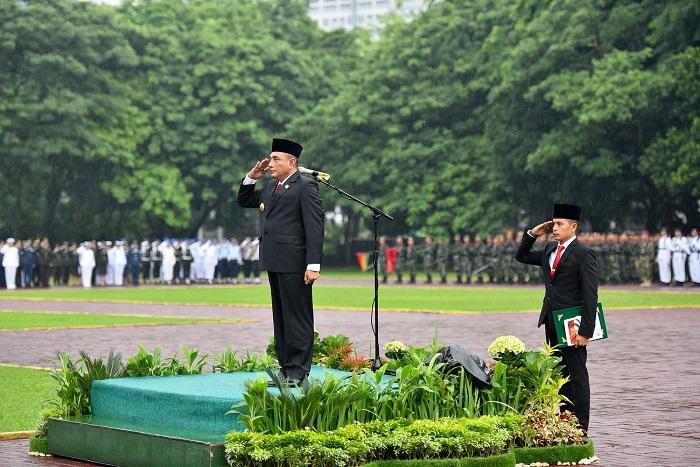 Gubernur Sumut Harapkan Masyarakat Aplikasikan Butir-Butir Pancasila