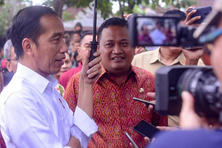 MK Jamin Independen, Presiden Jokowi: Proses Hukum Harus Kita Hormati