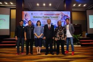 Sambut HUT Kota Medan ke-429, Pemko Medan Gelar Workshop Fashion Carnaval