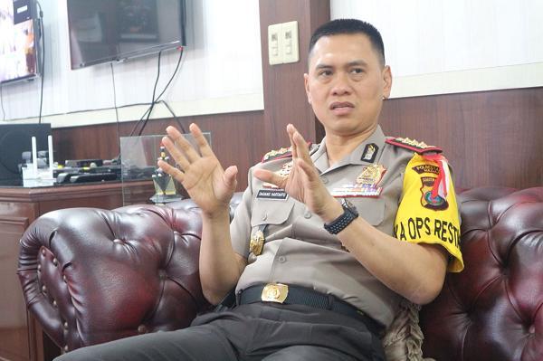 Kapolrestabes Medan: Pengamanan Lebaran di Kota Medan Berjalan Sukses dan Lancar