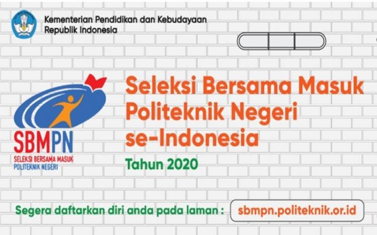 SBMPN 2020 Dibuka, Kemendikbud Jelaskan Alur Pendaftaran Berdasar Minat dan Bakat