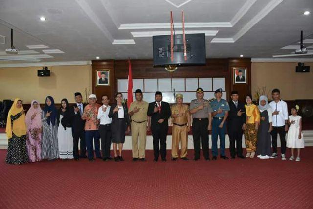 Walikota Tanjungbalai Lantik Direktur Perusahaan Umum Daerah Aneka Usaha Kualo dan Direktur Politeknik