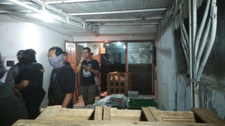 BNN Sita Sabu 300 Kg, Warga Negara Taiwan Tewas Ditembak