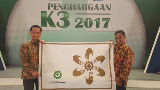 Indosat Ooredoo Kembali Raih Penghargaan Nasional K3 Predikat Bendera Emas Kedua untuk Penerapan SMK3