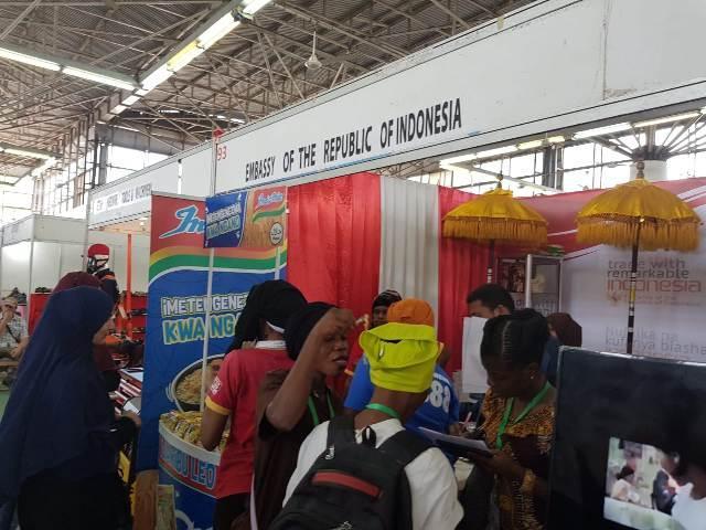 Saat Batik, Sate dan Kue Lapis Singkong Jadi Primadona di Tanzania