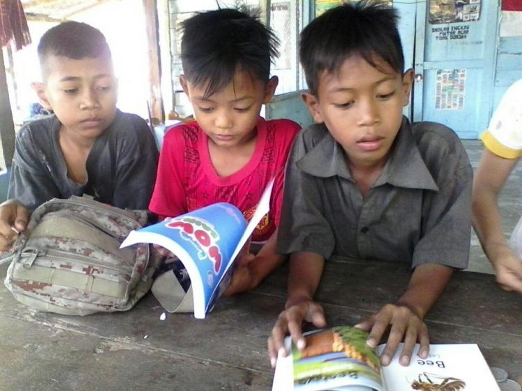 Lingkar Nalar Boemi Poetera Lakukan Penelitian Warisan Budaya di Langkat