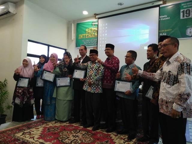 FAH UIN Ar-Raniry Gelar Seminar Internasional