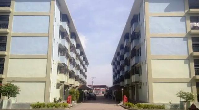 Rugi, PD Pembangunan Alihkan Rusunawa Kayu Putih ke Dinas Perkim Medan