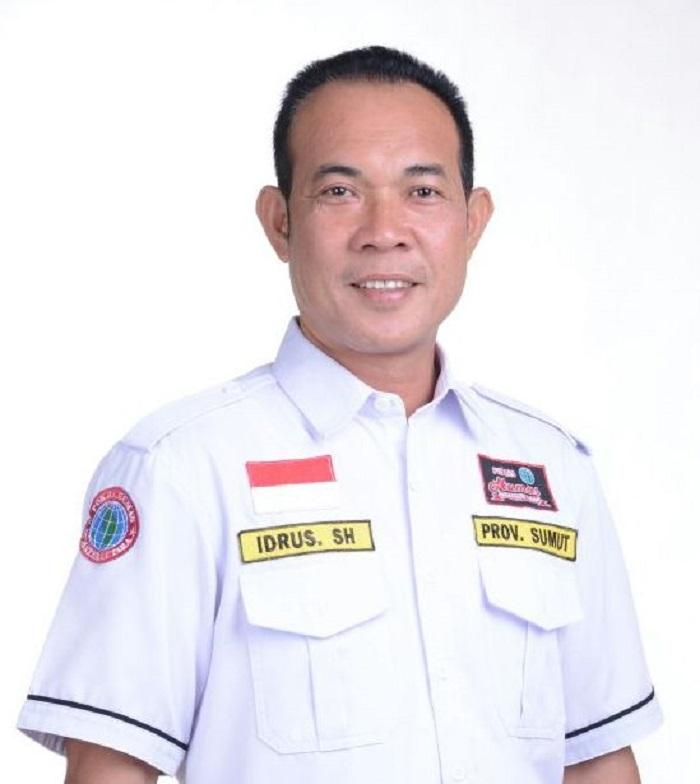 Pokja Humas Sumut Apresiasi Polisi Kawal Tertib Deklarasi 2019 Ganti Presiden di Medan