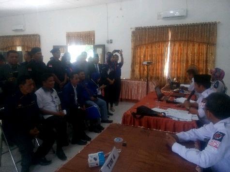 Tutup Pendaftaran, 16 Parpol di Deliserdang Daftarkan Bacaleg