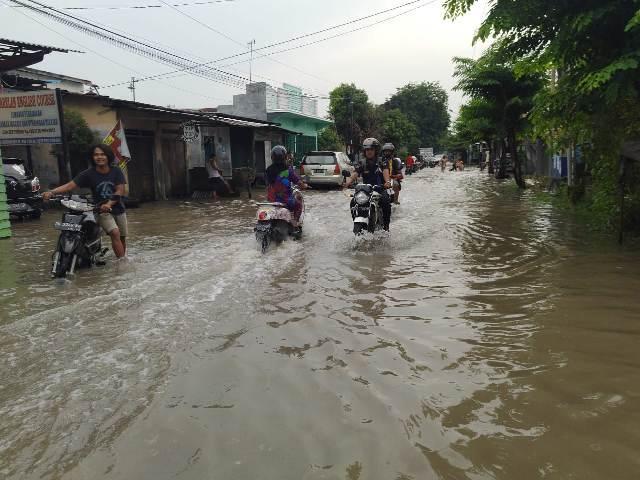 Masyarakat di Sumut Diminta Waspada Terkait Cuaca Buruk Beberapa Hari Kedepan