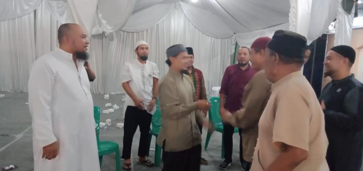 Tabliq Albar Masjid Agung As Sakinah, Ustadz Rahmat Baequni: Tauhid Adalah Tiket Masuk Surga