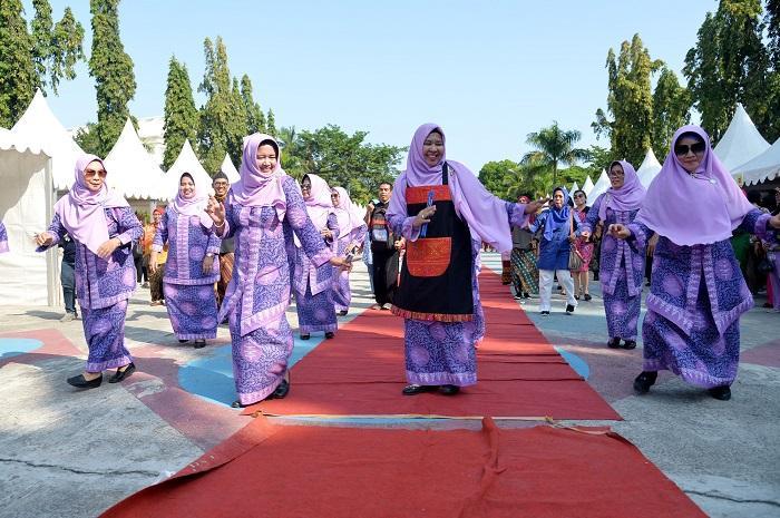 Festival Marandang di Sumatera Barat, TP PKK Sumut Jadi Pusat Perhatian