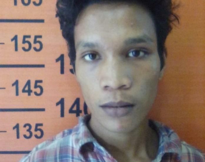 Polsek Pancurbatu Tangkap Dua Pencuri Pagar Rumah Mewah di Simpang Selayang