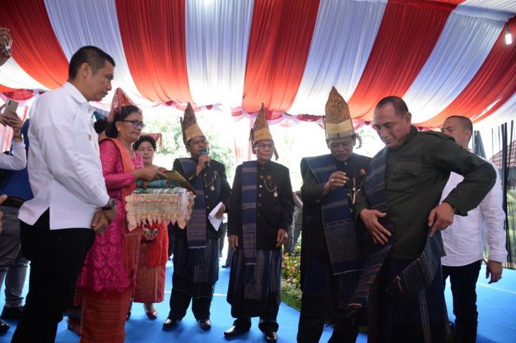 Motivasi Perangkat Pemerintah di Pematangsiantar, Gubernur Isyaratkan Sudahi Kontestasi Politik
